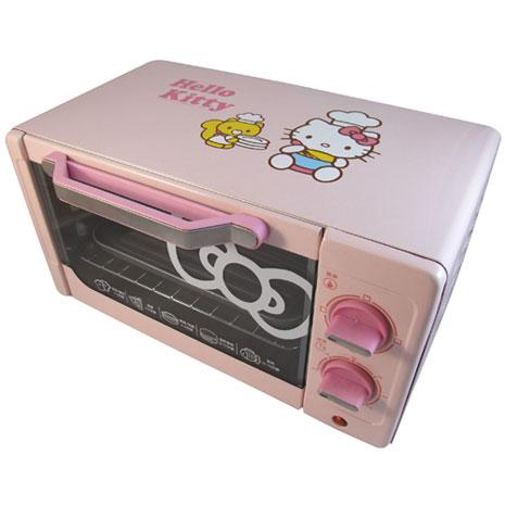 Hello Kitty電烤箱OT-522