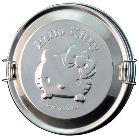 Hello Kitty不鏽鋼便當盒KS-8135