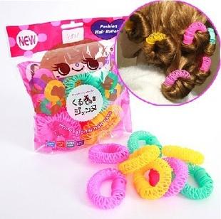 【加價】日本熱銷甜甜圈髮捲