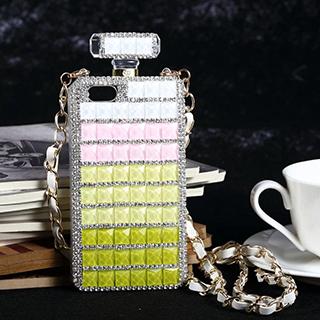 奢華漸變鑲鑽香水手機殼Samsung Galaxy Note 2(5色)