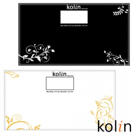 【歌林Kolin】時尚玻璃電子秤(KWN-SH05)任選