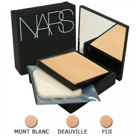 NARS 裸光奇肌粉餅SPF25PA+++(12g)+盒#FIJI