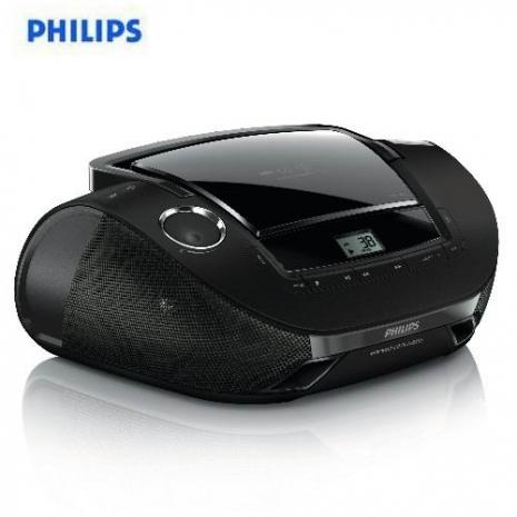 PHILIPS飛利浦手提MP3/USB音響AZ1837