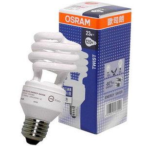 OSRAM 歐司朗 23W 110V 螺旋省電燈泡 T3 E27