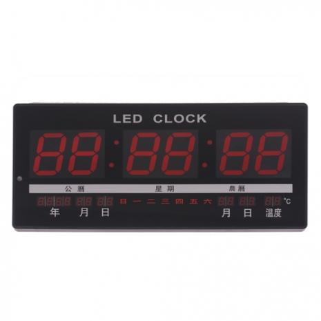 數位電子LED掛鐘(JH4622A)