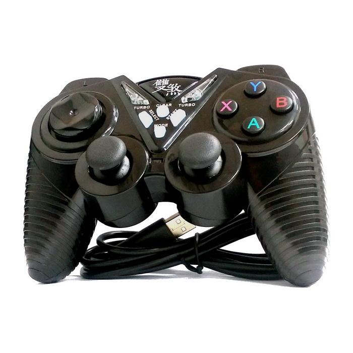 SUNYES 雙煞 PC/XBox360電腦遊戲雙模式震動搖桿(R0011)