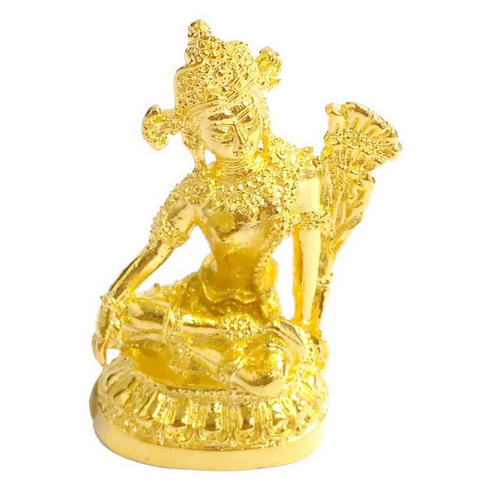 地藏王菩薩 4.5公分 小佛像/法像-金色