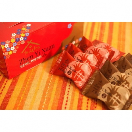 振頤軒-小可愛一口鳳梨酥2盒(24入/禮盒)
