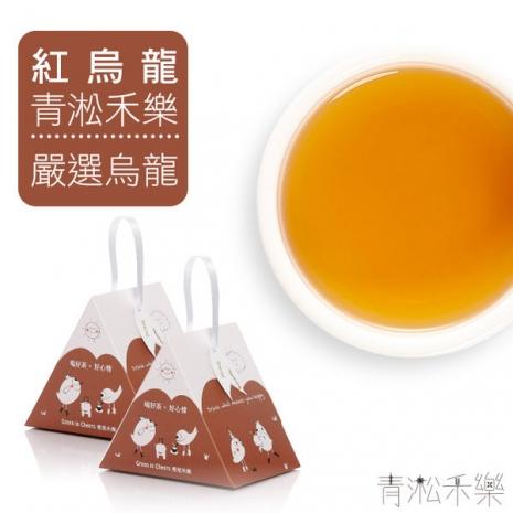 紅烏龍-烏龍茶【青淞禾樂 Green in Cheers】頂級重烘培天然新鮮手工茶葉,下午茶團購