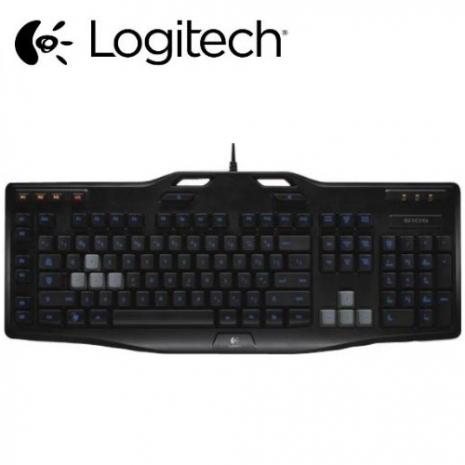 【Logitech羅技】G105 遊戲鍵盤