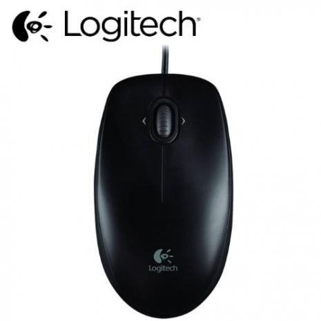 【Logitech羅技】M100r 光學滑鼠