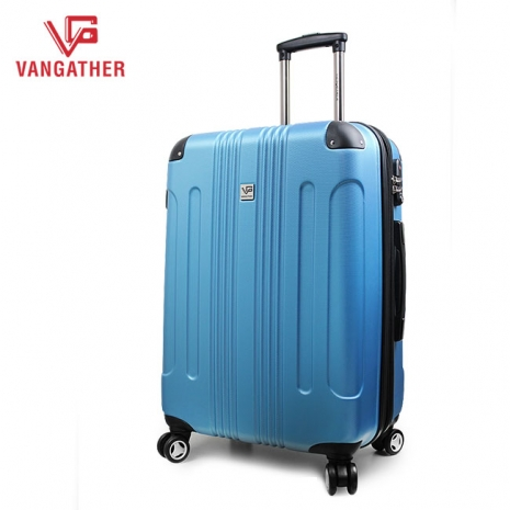 VANGATHER  凡特佳-20吋ABS城市街角系列行李箱-動感藍