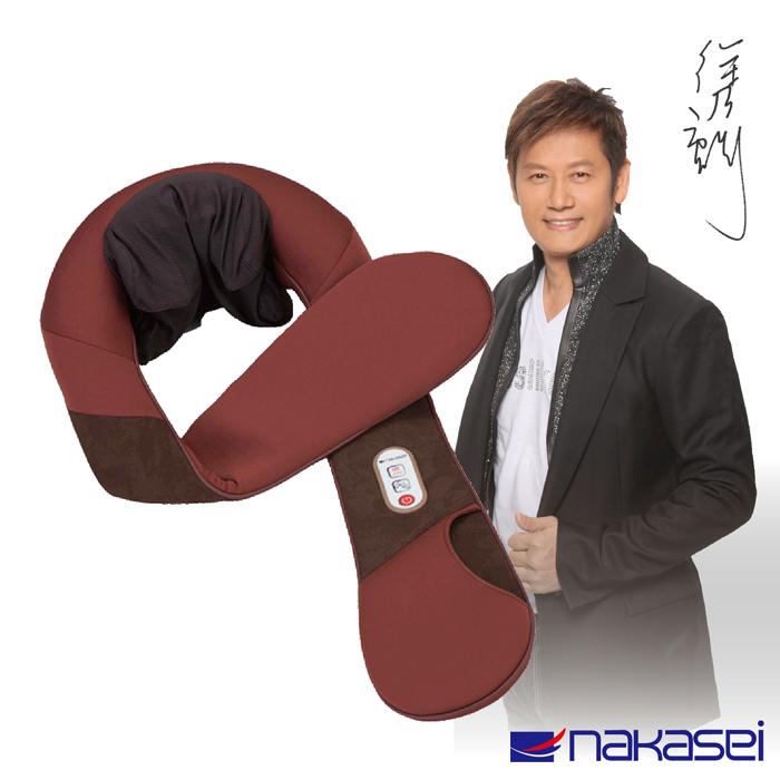 【nakasei】樂卡適肩頸按摩帶(THH-333)