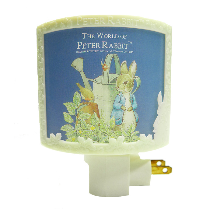 【BEDDING】水壺 彼得兔LED省電小夜燈