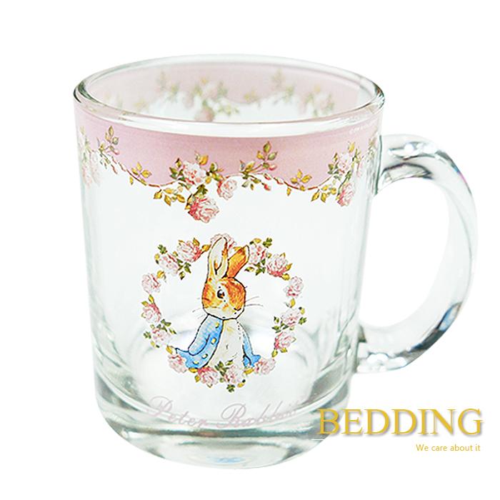BEDDING【彼得兔玫瑰馬克杯  350 ml】