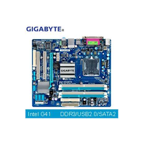 GIGABYTE 技嘉 GA- G41M-COMBO 主機板
