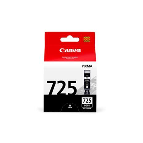 Canon 原廠墨匣 PGI-725BK (黑色)