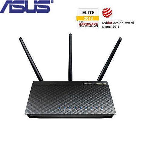 ASUS 華碩 RT-AC66U 11ac雙頻Gigabit 無線寬頻分享器