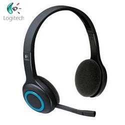 LOGI羅技 2.4G無線耳機麥克風 H600