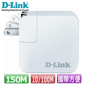 D-LINK 友訊 DIR-503A N150 攜帶型無線路由器