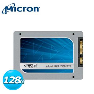 Micron美光 MX100 128GB 2.5吋 SATA3 SSD固態硬碟