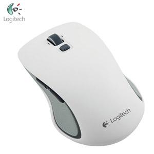 Logitech羅技 M560 Wireless Mouse 無線滑鼠 白色(2.4G/飛速滾輪/Unifying接收器/Win8)