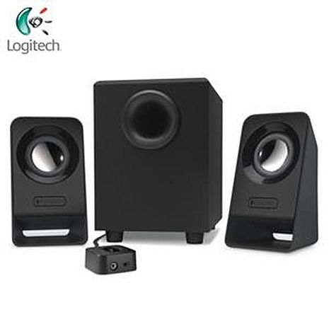 Logitech羅技 Z213 2.1聲道音箱