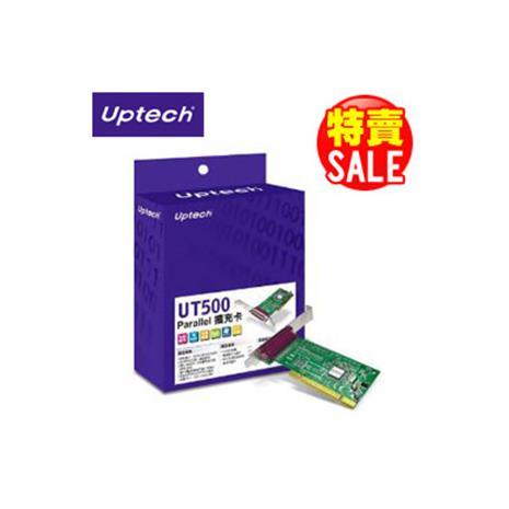 Uptech 登昌恆 UTN500 Parallel擴充卡