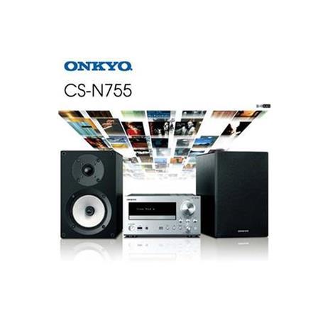 ONKYO 網路/CD/收音機迷你組合 CS-N755
