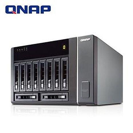 QNAP威聯通 REXP-1000Pro 10Bay網路儲存伺服器