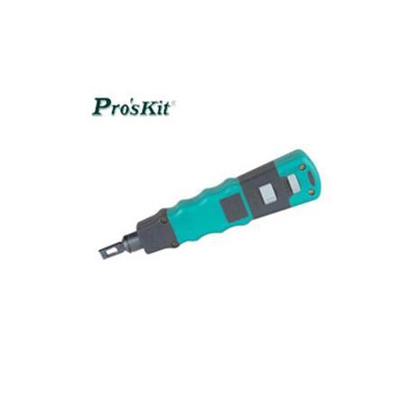 Pro'sKit 寶工 CP-3148 綠灰雙色110/66壓線器