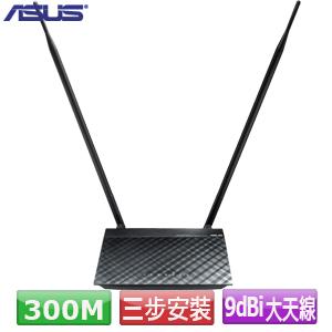 ASUS 華碩 RT-N12HP 11n 高功率 無線寬頻分享器