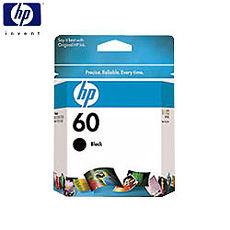 HP NO.60CC640WA 黑色 墨水夾