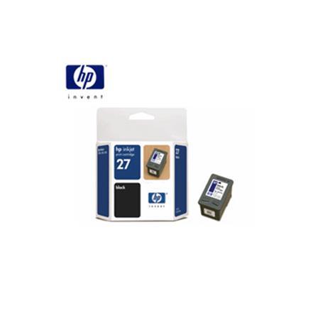 HP NO.27/C8727AA 原廠黑色墨水匣
