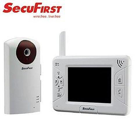 SecuFirst BB-A011 數位無線家居影音監視器