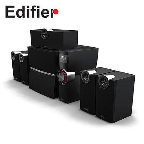 Edifier漫步者 C6XD 5.1聲道 多媒體喇叭