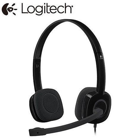 Logitech羅技 H151 立體耳機麥克風