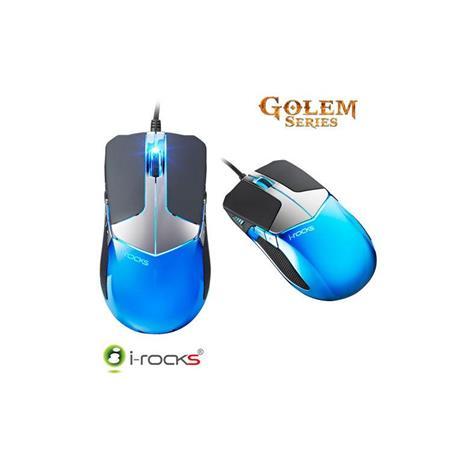 i-Rocks M20E GOLEM RGB 炫光3D電競滑鼠