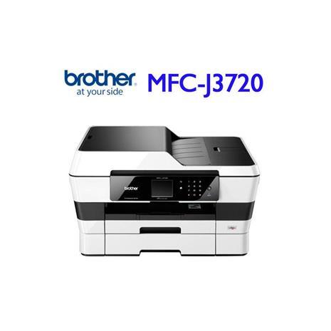 BORTHER MFC-J3720 高階商用A3多功能傳真噴墨複合機