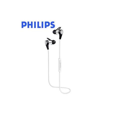 Philips 飛利浦 SHB5800 無線藍牙耳機麥克風 白