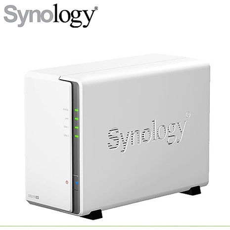 Synology DS216SE 網路儲存伺服器