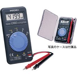 【輕薄易攜款】HIOKI 3244 日製名片型錶