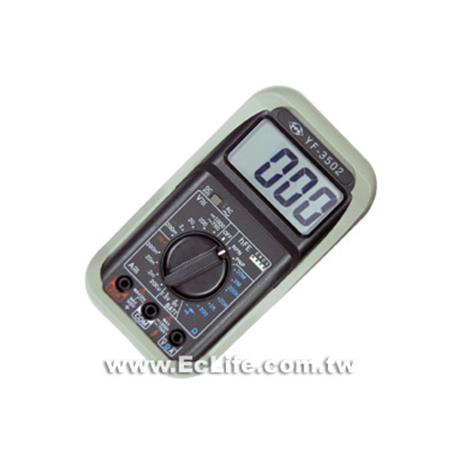 TENMARS 數位三用電錶 YF-3502