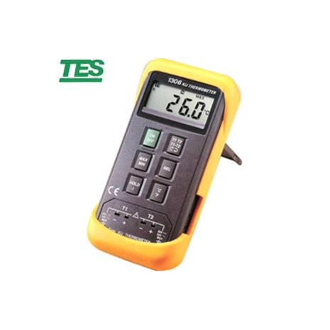 泰仕TES 數位式溫度錶 TES-1306