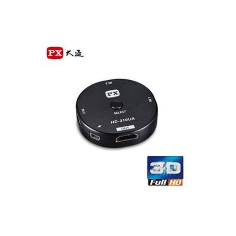 PX大通 HD-310UA 3 進1 出HDMI 切換器
