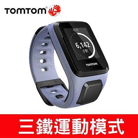 TOMTOM SPARK 健身運動手錶(紫色細錶帶)