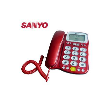 SANYO 三洋 助聽有線電話 TEL-986