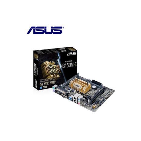 ASUS華碩 N3150M-E 主機板