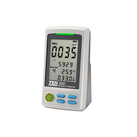 TES PM2.5空氣品質監測計 TES-5321