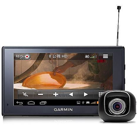 GARMIN nuvi 4695R PLUS WiFi電視衛星導航行車記錄器